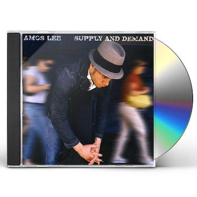 Amos Lee SUPPLY & DEMAND CD