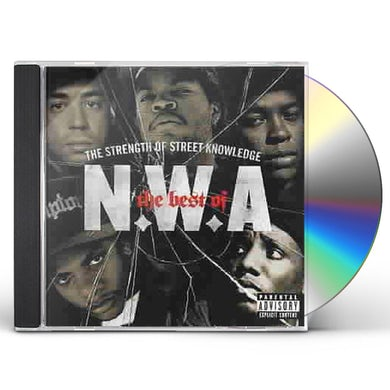 BEST OF N.W.A. CD