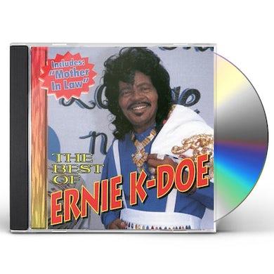 Ernie K-Doe BEST OF CD