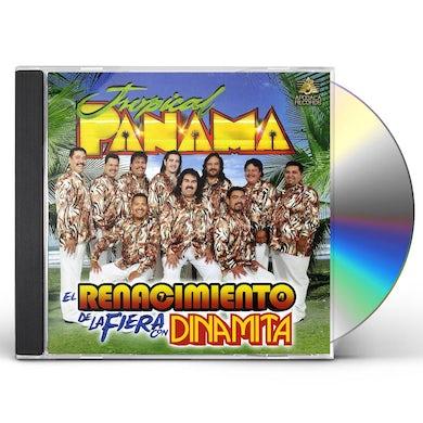 TROPICAL PANAMA RENACIMIENTO DE LA FIERA CD