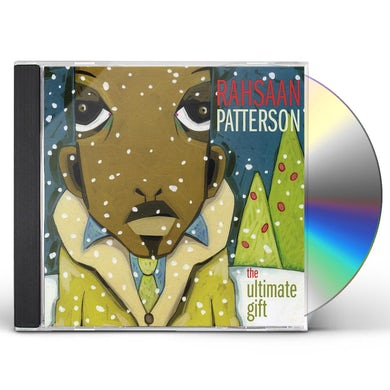 Rahsaan Patterson ULTIMATE GIFT CD