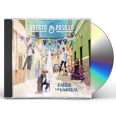 Efecto Pasillo BARRIO LAS BANDERAS CD