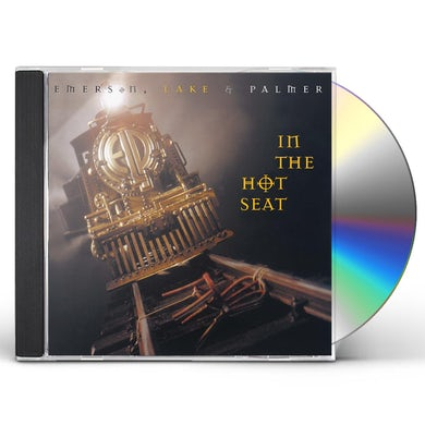 Emerson, Lake & Palmer IN THE HOT SEAT CD