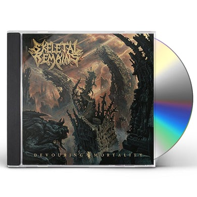 Skeletal Remains DEVOURING MORTALITY CD