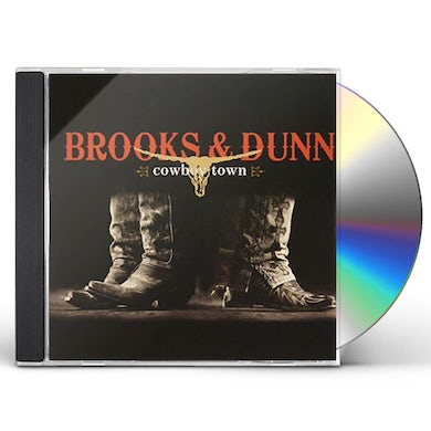 Brooks & Dunn COWBOY TOWN (GOLD SERIES) CD