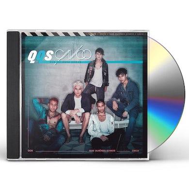 Que Quienes Somos CD