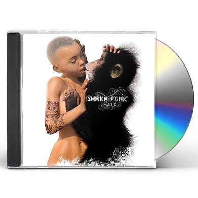 Shaka Ponk EVOL CD