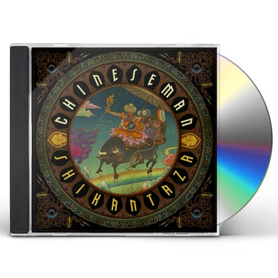 Chinese Man SHIKANTAZA CD