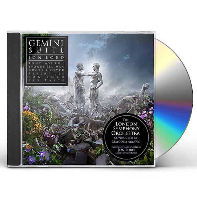 Jon Lord GEMINI SUITE CD