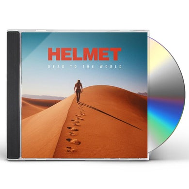 Helmet DEAD TO THE WORLD CD