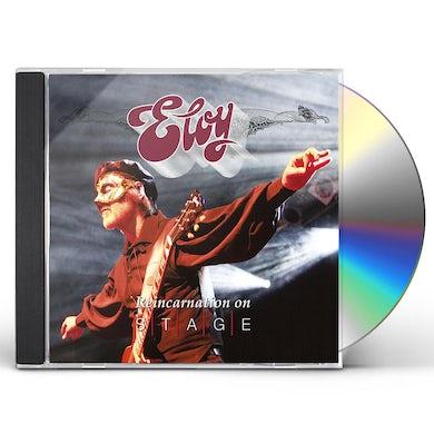 Eloy REINCARNATION ON STAGE (LIVE) CD