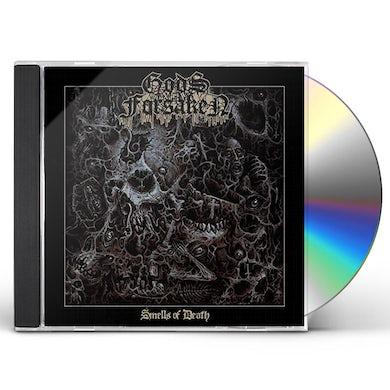 Gods Forsaken SMELLS OF DEATH CD