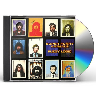 Super Furry Animals FUZZY LOGIC: 20TH ANNIVERSARY DELUXE EDITION CD