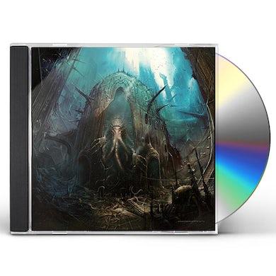 Sulphur Aeon SWALLOWED BY THE OCEAN'S TIDE CD