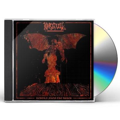 Korgull The Exterminator REBORN FROM ASHES CD