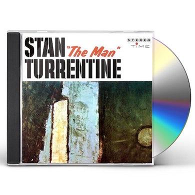 Stanley Turrentine STAN THE MAN TURRENTINE CD
