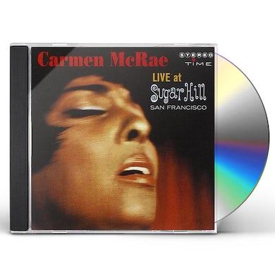 Carmen McRae LIVE AT SUGAR HILL CD
