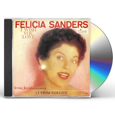 Felicia Sanders CD