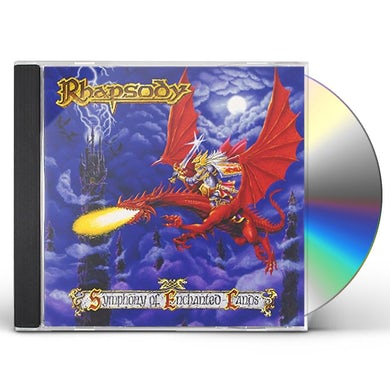 Rhapsody SYMPHONY OF ENCHANTED LANDS CD