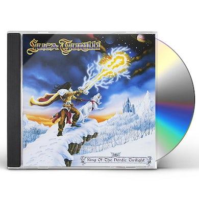 Luca Turilli  KING OF THE NORDIC TWILIGHT CD