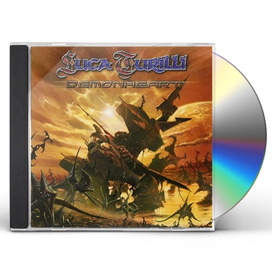 Luca Turilli  DEMONHEART CD