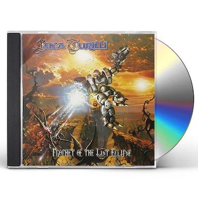 Luca Turilli  PROPHET OF THE LAST ECLIPSE CD