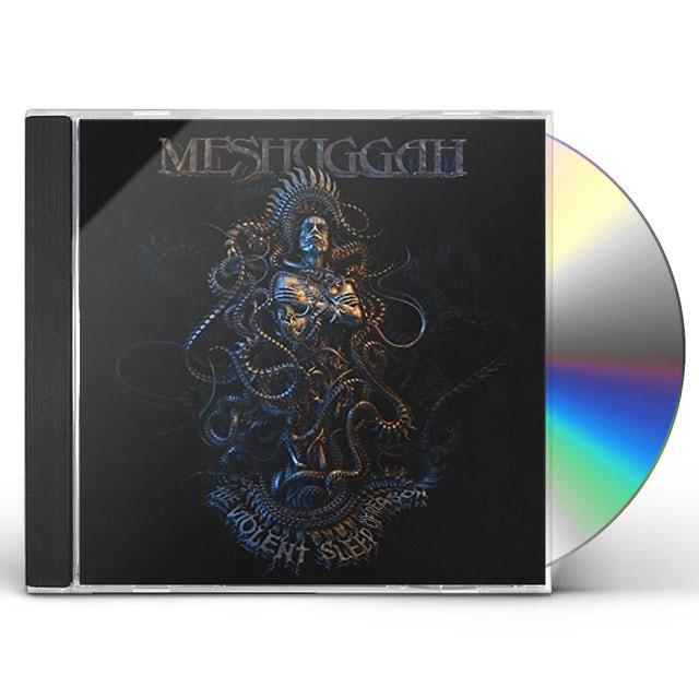 MESHUGGAH UNTITLED CD