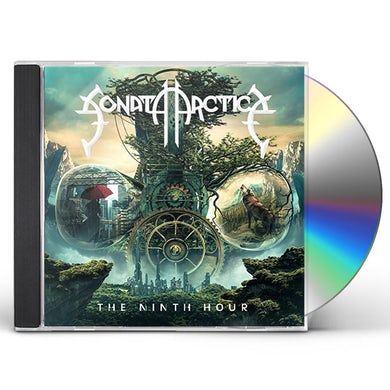 Sonata Arctica UNTITLED CD