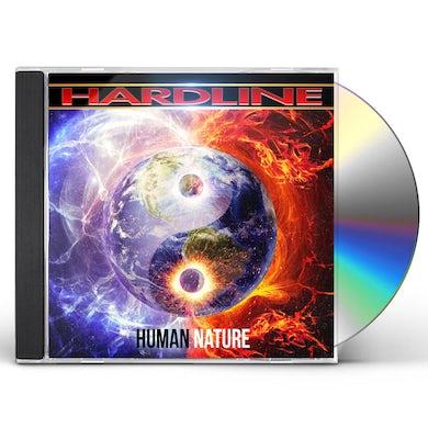 Hardline HUMAN NATURE CD