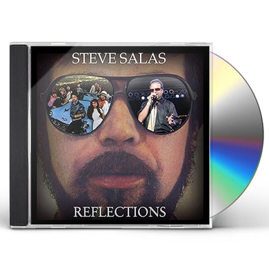 Steve Salas REFLECTIONS CD