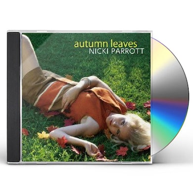 Nicki Parrott AUTUMN LEAVES CD