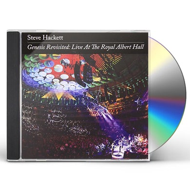 Steve Hackett LIVE AT ROYAL ALBERT HALL CD