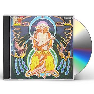 Hawkwind SPACE RITUAL CD