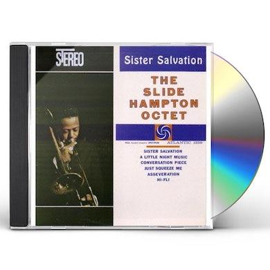 Slide Hampton SISTER SALVATION CD