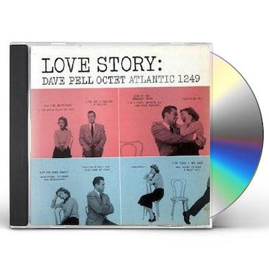 Dave Pell LOVE STORY CD