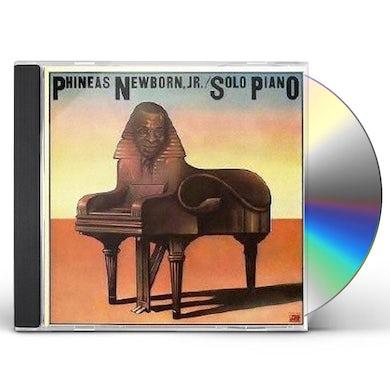 Phineas Newborn SOLO PIANO CD