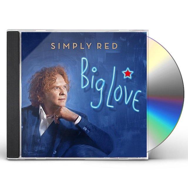 Simply Red BIG LOVE CD