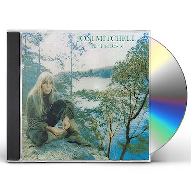 Joni Mitchell FOR THE ROSES CD