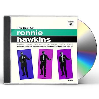 Ronnie Hawkins BEST OF CD