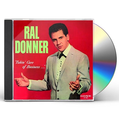 Ral Donner TAKIN CARE OF BUSINESS CD