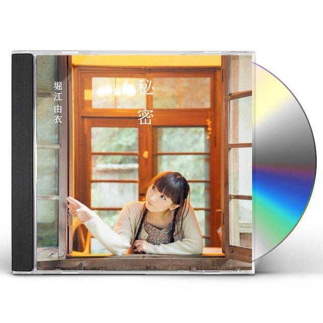 Yui Horie HIMITSU CD