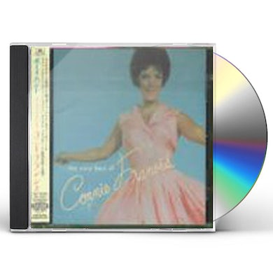 Connie Francis BOY HUNT: BEST OF CD