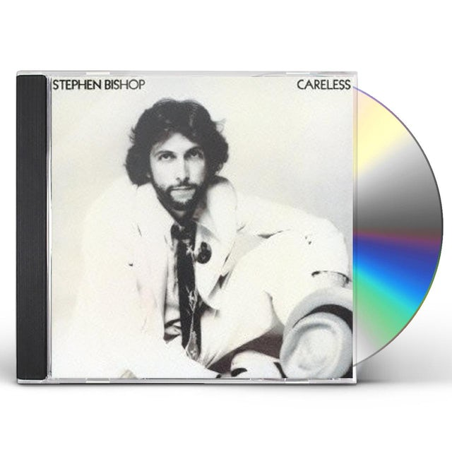 Stephen Bishop CARELESS CD
