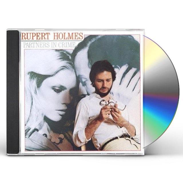 Rupert Holmes PARTNERS IN CRIME CD
