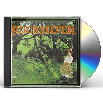 Quicksilver Messenger Service SHADY GROOVE CD