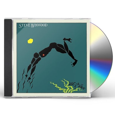 Steve Winwood ARC OF A DIVER CD