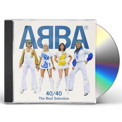 Abba 40/40 THE BEST SELECTION CD