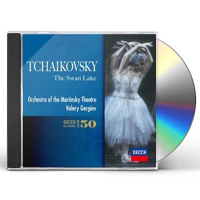 Valery Gergiev TCHAIKOVSKY: SWAN LAKE CD