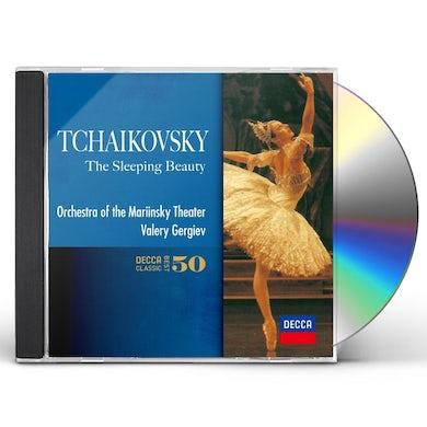 Valery Gergiev TCHAIKOVSKY THE SLEEPING BEAUTY CD