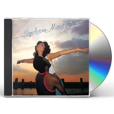 Mieko Hirota STEP ACROSS CD